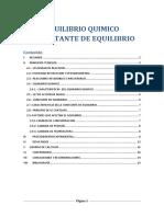 (6) EQUILIBRIO QUIMICO (1)