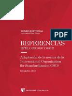 Manual de Referencias Iso Ucv