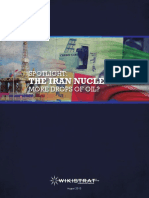 Wikistrat the Iran Nuclear Deal