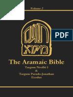 Targums Neofiti 1 and Pseudo Jonathan Exodus
