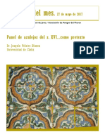 Azulejos Del Siglo XVI r