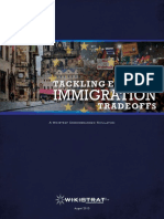 Wikistrat Tackling Europes Immigration Tradeoffs