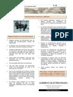 Ficha Prev. Comunicaciones, Emisoras y Moviles