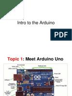 Arduino Wk2