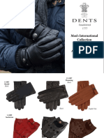 Dents AW18 Mens Brochure Email - Unpriced