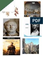 Ambag Ng Rome