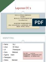 Laporan CC 1