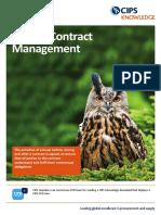 POP Contract Management