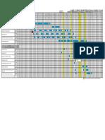 Kvmrt 2 Turnout Bearer Production Assembly Planning