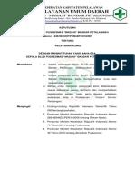 7.1.1.1 SK KEBIJAKAN PELAYANAN KLINIS.docx