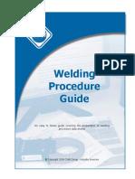 82634265 Welding Procedure Preparation