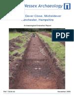 Land at Dever Close, Micheldever, Winchester, Hampshire