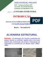 Alv. Estrutural - Introducao