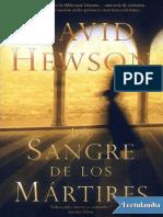 La Sangre de Los Martires - David Hewson