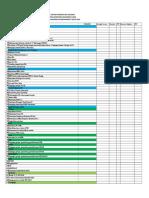 List Program Dan Kegiatan