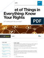 IoT in Everything Know Your Rights