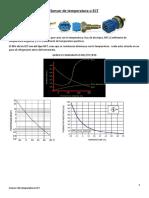 Sensor de Temperatura o ECT