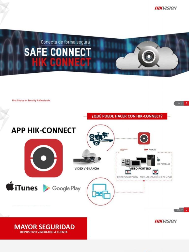 4 Hik Connect