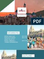 Hongkong Disneyland Ppt Syndicate 666