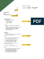 Aplicacion de Las Formulas Empleadas en El Proyecto de fluidos de perforación