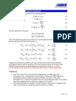 Homework 3 -- 1D FDTD Update Equations