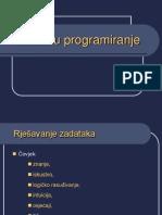 1 Uvod u Programiranje