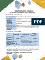 Guía de actividades y rúbrica de evaluación-fase 3-Identificar un problema epistemológico.