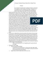 p4 report