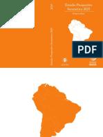 UNASUR - Estudio Prospectivo Suramérica 2025