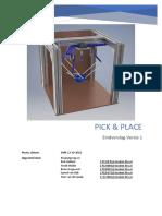 Eindveslag Pick en Place MEH1.C3 v3