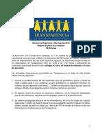 Reporte de Observación Elecciones Regionales y Municipales 2018