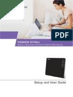 User Manual 1355083