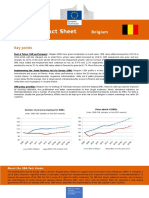 Belgium - 2017 SBA Fact Sheet