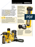 Hydraulic Cylinders Spanish Metric E329e_v4