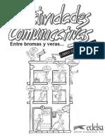 Actividades_comunicativas Libro Prof