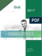 1. Certificaxto Comercial Yealink