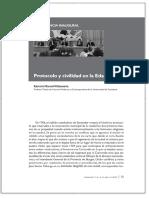 Protocolo y Civilidad en La Edad Moderna - PDF