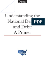 Understanding the National Deficit and Debt