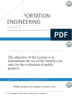 06 Evaluating Projects on Cost Benefit Ratio