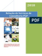 Relação de Serviços PGP1