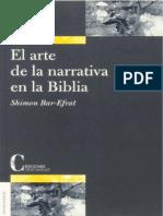El arte de la narrativa en la Biblia. Madrid, Ediciones Cristiandad.pdf