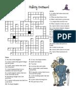 Fantasy Crossword