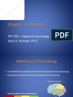 Chapter 3 - Attention