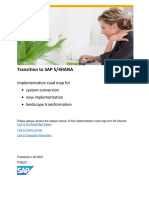 Transition to SAP S4HANA - 18Q3 Final