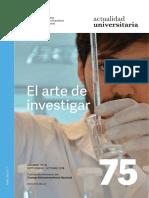 Revista 75 Actualidad universitaria