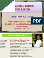 materi IPCN-ARIEF