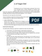 The Advantages of Vegan Diet.docx