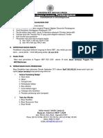 Syarat Daftar Ulang September 2013 Masa Studi