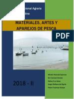 Materiales Caleta Ancon