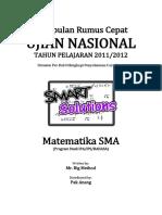 Kumpulan Rumus Cepat Matematika SMA.pdf